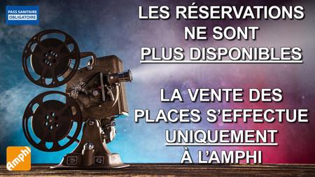 PAS DE RÉSERVATIONS