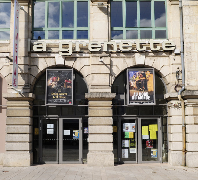 Accéder au Cinéma Bourg-en-Bresse - La Grenette