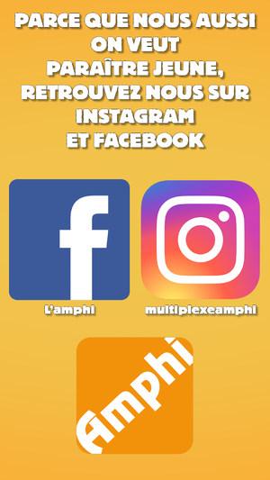 FB et Insta